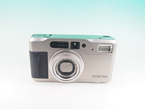Contax TVS II 35 mm Camera with Carl Zeis Vario Sonnar 28-56mm F3.5-6.5 -