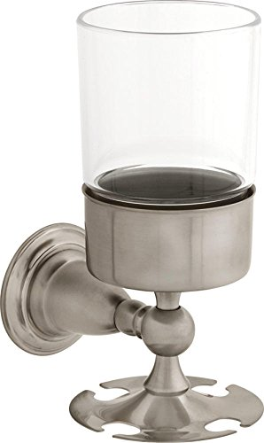 Delta Faucet 75056-SS Victorian Toothbrush/Tumbler Holder, Stainless