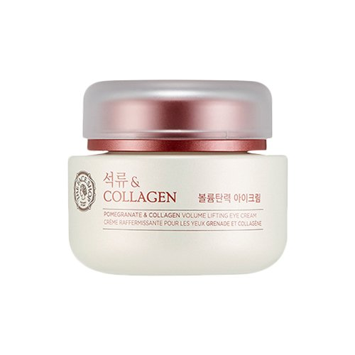The-Face-Shop-Pomegranate-Collagen-Volume-Lifting-Eye-Cream-for-men-and-woman-Anti-Aging-Cream-with-marine-collagen-Facial-Care-Daycream