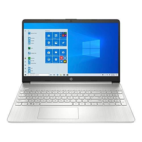 2020 Newest HP Pavilion 15.6 Inch Touchscreen Laptop, AMD Ryzen 5 3500U up to 3.7 GHz, 32GB RAM, 2TB SSD, WiFi, HDMI, Windows 10 Pro, Silver + NexiGo Wireless Mouse Bundle