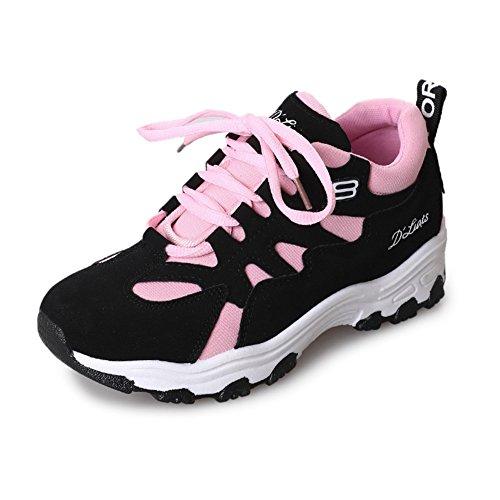 Deportivo para para para Deporte Casual Calzado Calzado Color Mujer Ligero Mujer para Calzado para Mujer Mujer Deportivo Calzado Deportivo tamaño Mujer Zapatos 38 para Calzado Rosado fA7OqnFO