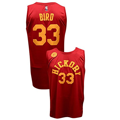 buy online 7ca43 f6685 Amazon.com : Larry Bird Indiana Pacers Hickory Hardwood ...
