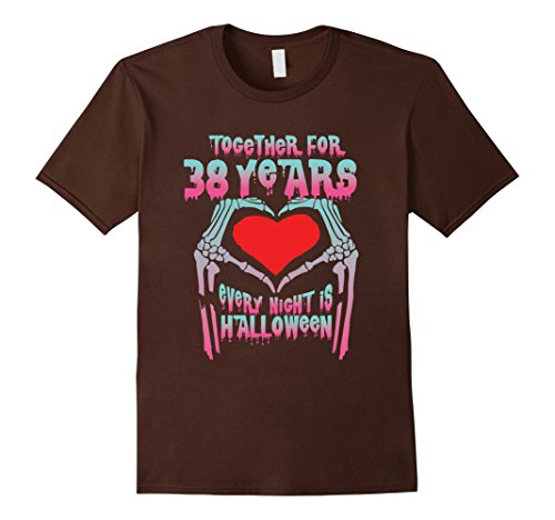 Mens Halloween Costume For Couple. 38th Wedding Anniversary Gifts Small Brown