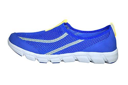 Pictures of Viakix Mens Water Shoes - Comfortable Lightweight Mesh Aqua Sneakers - Swim, Pool, Beach Shoes for Men 7