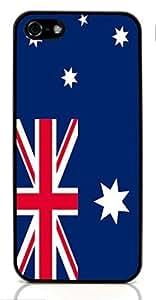 The Australian flag for Apple iPhone 5/5S ( Sugar Skull )