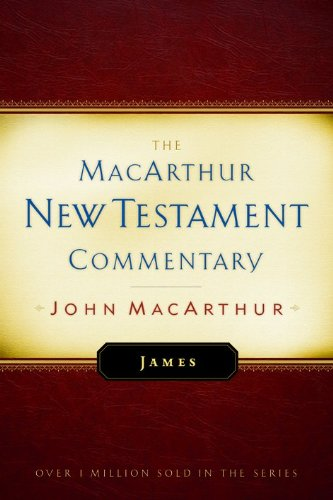 James (MacArthur New Testament Commentary Series)