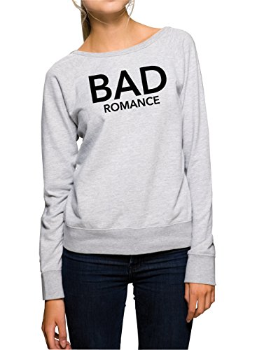 Bad Romance Sweater Girls Gris Certified Freak