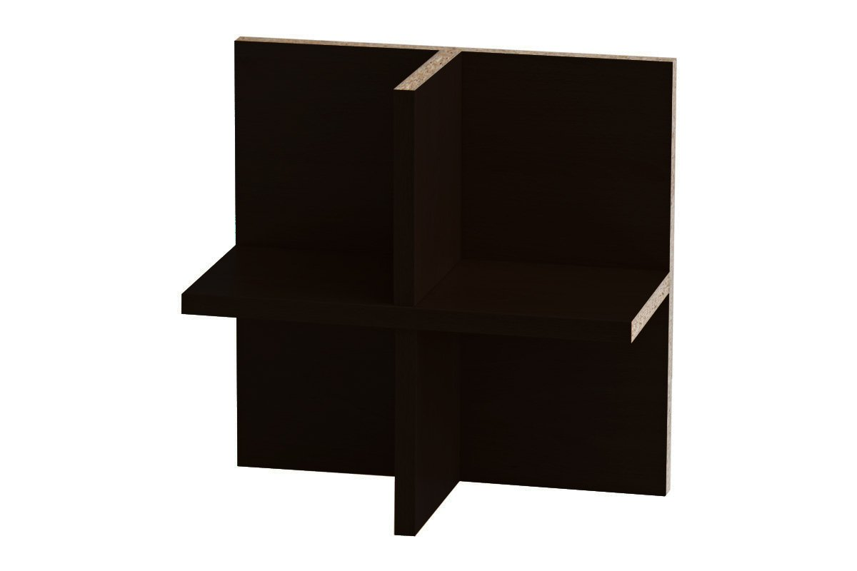 Cd Inserts For Ikea Expedit Shelving Unit With Black Brown  # Notice Expedit