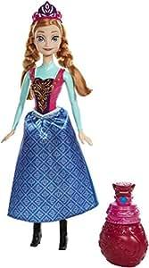 Disney Frozen Royal Color Change Anna Doll