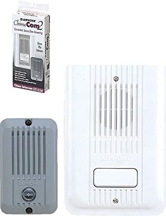 aiphone ccs 1a chimecom2 single door answering system amazon ca rh amazon ca Aiphone Intercom Systems Manual Front Door Intercom System
