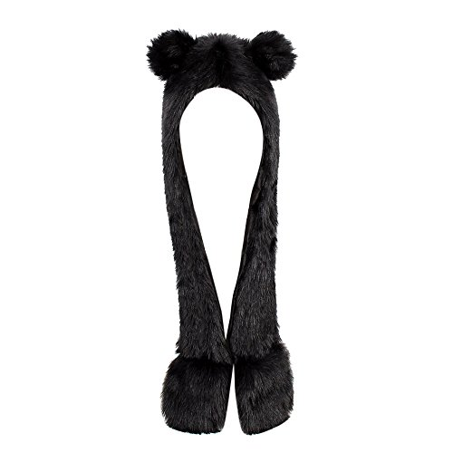 baby-knitting-hattodaies-girls-faux-fur-cute-animal-ear-beanie-boys-warm-hat-cap-1pc-black