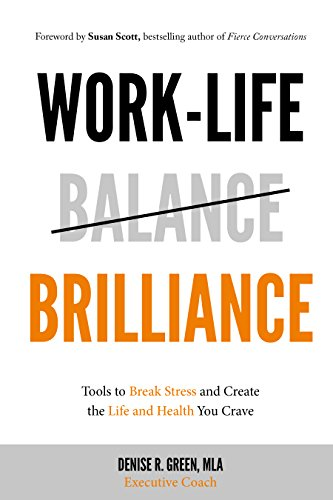 Work Life Brilliance Stress Create Health ebook product image
