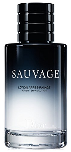 Christian Dior Sauvage After-Shave Lotion, 3.4 Fluid Ounce
