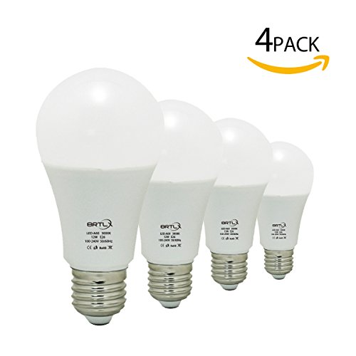 100w led bulb cool white - 4