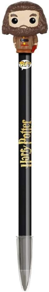 Funko - Stylo Harry Potter - Hagrid Pop Pen Topper - 0849803077914