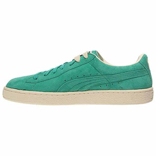 Puma Säger Sommar Svalare Pack Mens Vit / Kricka Sneakers Atlantis / Whisper Vit / Lag Guld