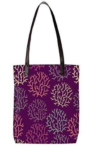 Snoogg Strandtasche, mehrfarbig (mehrfarbig) - LTR-BL-5148-ToteBag