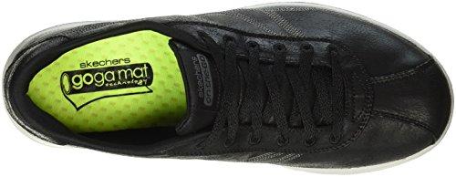 On blk nero Basse go nbsp;refined Skechers Nero Uomo the Sneaker dzUw8