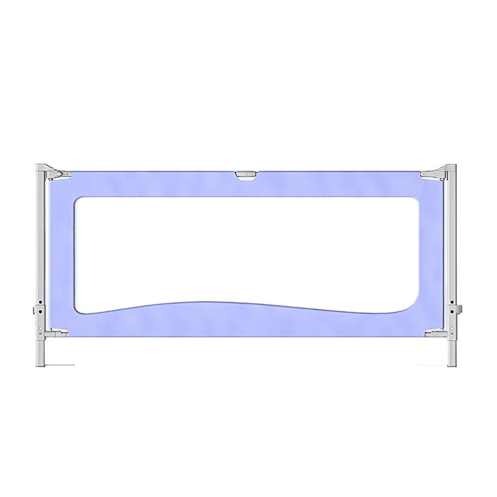 ベッドフェンス 二重の安全性のベッドレールの折り畳みベッドのレール女王ボーイ、女の子のためのフェンス (サイズ さいず : Length 180cm) Length 180cm  B07JYJ3FG9
