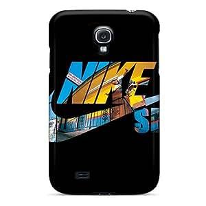 SherriFakhry Samsung Galaxy S4 Protector Hard Phone Cases Customized Nice Metallica Image [NiC2213mbMG]
