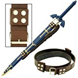 Link Hyrule Zelda Sword Leather Belt Strap