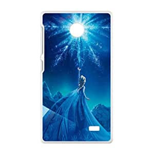Frozen magical girl Cell Phone Case for Nokia Lumia X