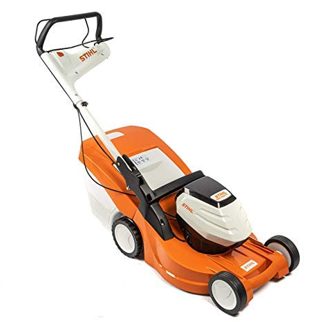 Stihl RMA 448 TC - Cortacésped: Amazon.es: Jardín