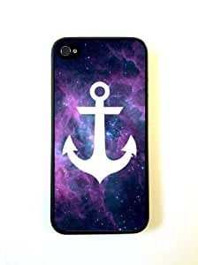 Anchor Lavender Nebula iphone 5s Case - For iphone 5s - Designer TPU Case Ver...