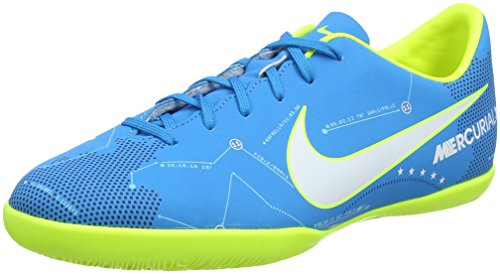 Nike Kids MercurialX Victory VI Indoor Competition Soccer Shoes (5 Big Kid M)