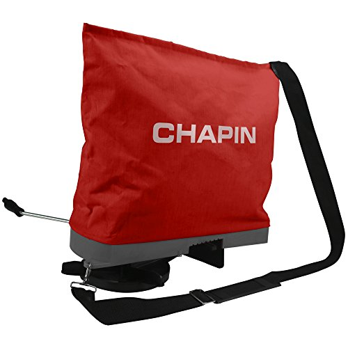 Broadcast Spreader Duty Heavy (Chapin International 84700A Chapin 25-Pound Pro Bag Seeder Spreader)