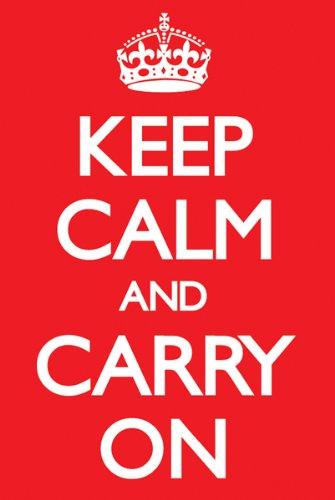 GB Eye Keep Calm and Carry On ()