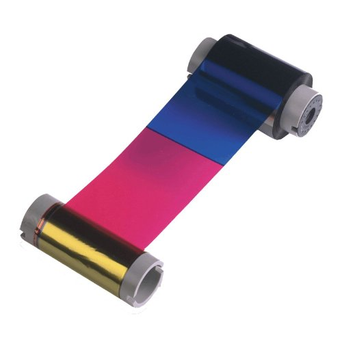 Print Ribbon - Full Color - 350 Prints - for Fargo Dtc 500 Series