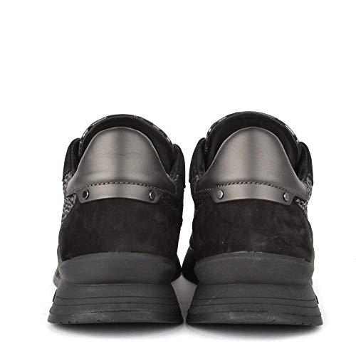 Noir London Crime 020 Basses nero Sneakers 25700aa1 20 Femme YUfxfBqw