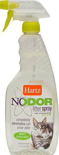 Hartz Nodor Litter Spray Unscented