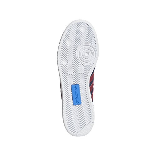 Adidas Samba Adv - Scarpe Da Skateboard, Unisexe, Marrone, (maruni / Buruni / Ftwbla)
