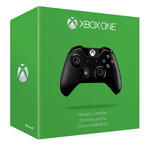 Xbox One Wireless Controller (Without 3.5 millimeter headset jack)