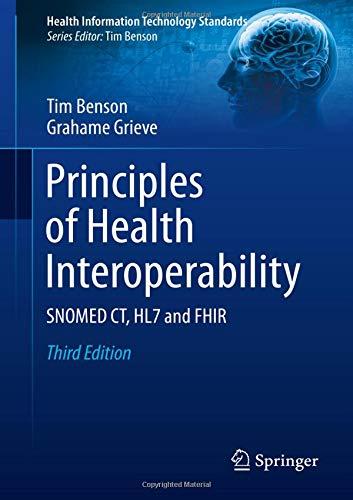 Top 5 health informatics on fhir