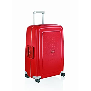 Samsonite S'Cure Spinner 28, Crimson Red, One Size