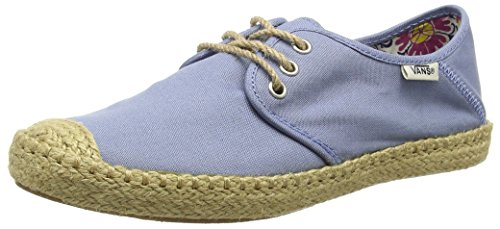 Vans Denim Azul Zapatillas Esp Mujer faded Tazie rwxUYqfr