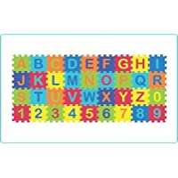 Funjoy IM20000002 English Alphabets A to Z and Numbers 1 to 10