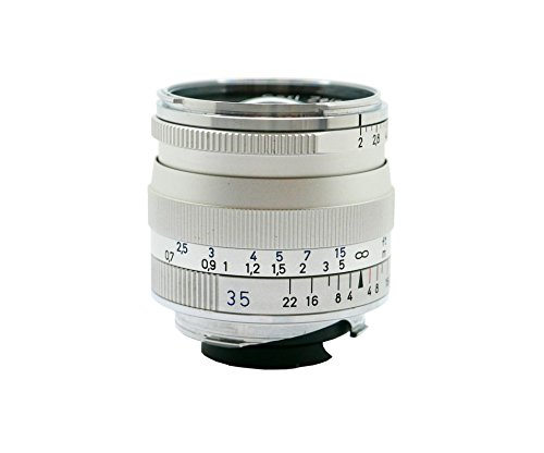 Carl Zeiss Biogon T * 2/35ZM SV Silver by COSINA