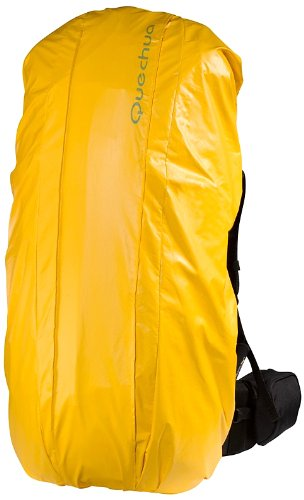 Quechua 914460 Rain Cover for 55-80 Liter Backpacks: Amazon.in ...