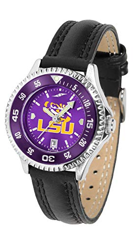 - LSU Tigers - Competitor Ladies' AnoChrome - Color Bezel