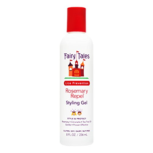 FAIRY TALES by Fairy Tales ROSEMARY REPEL STYLING GEL 8 OZ f