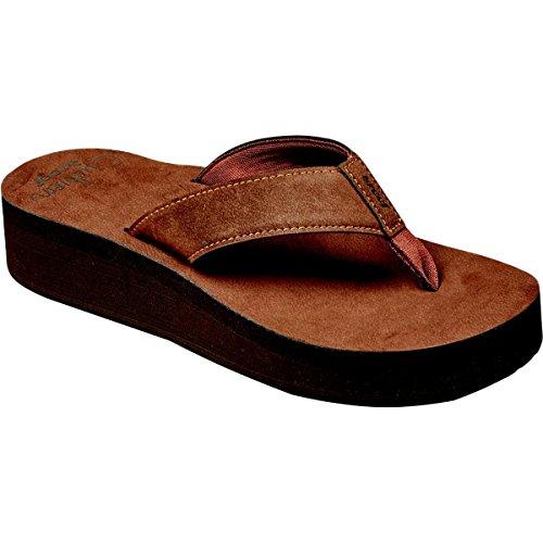 c72c4ee0aa5 Reef Women s Cushion Butter Sandal