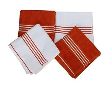 Tejido de rizo para guante/manopla, toalla de baño, una toalla o una