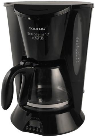 Taurus Tutto Aroma 12 Tempus, Negro, 780/920 W, 220 - Máquina de ...