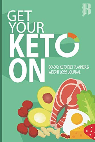 Keto Diet 90 Day Journal