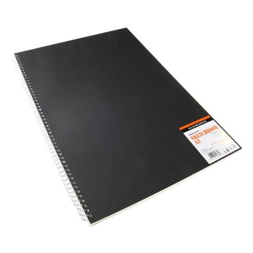 Daler - Rowney A3 Portrait Graduate Hard Back Spiral Sketch Book