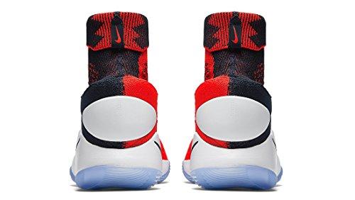 2016 Da Uomo Ossidiana Scarpe Hyperdunk Nike Fk ossidiana Scura nero Basket Black Scuro 5I41Owq